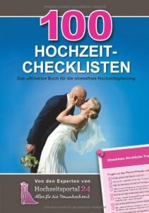 100 Hochzeits-Checklisten