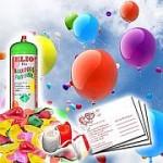 Heliumluftballons